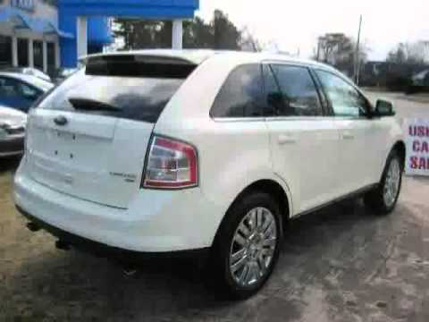 used Ford Edge MA Southeastern Massachusetts 2008 located in Cape Cod at Hyannis Honda