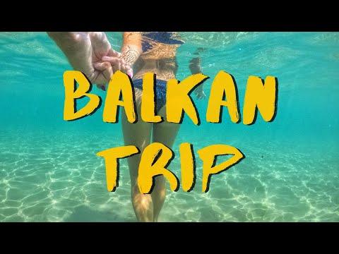 Balkan Trip - Travel Video (GoPro Hero 5)