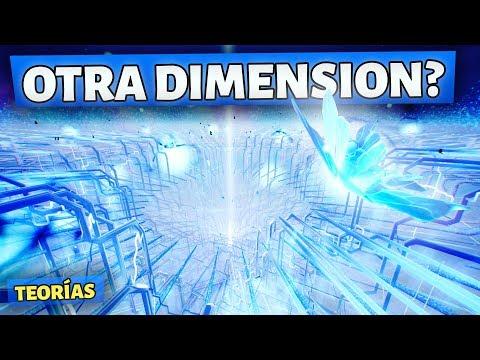 ☄️ ¿Evento Del Cubo Nos Llevó A Otra Dimensión? (Nexus) - Fortnite Teorías Y Secretos Temporada 6