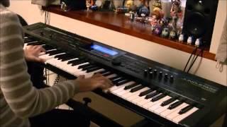 こんにちは、千路明緒です。耳コピ&アレンジして、坂本真綾さんの歌う...
