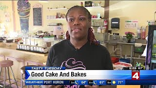Tasty Tuesday: Good Cakes and Bakes