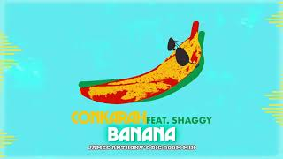 Banana (feat. Shaggy) [James Anthony's Big Room Remix] Official Audio | Conkarah