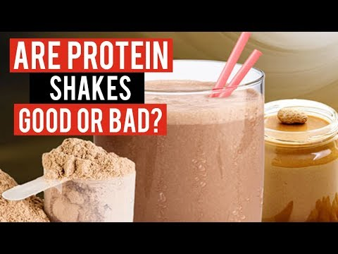DIET tips: Are PROTEIN shakes GOOD or BAD?  Part 3 of 25 (Hindi / Punjabi)