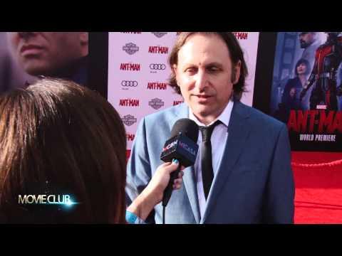 Ant-Man World Premiere: Gregg Turkington