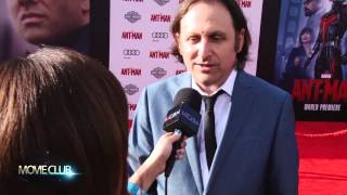 Ant-Man World Premiere: Gregg Turkington