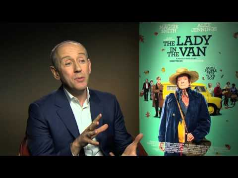 The Lady in the Van: hmv.com talks to Nicholas Hytner & Alex Jennings