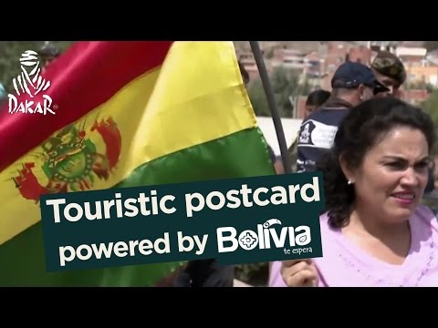 Stage 4 - Touristic postcard; powered by Bolivia