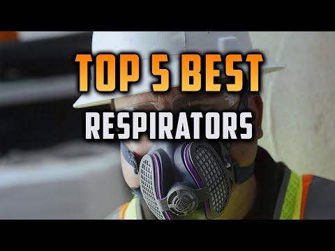 Top 5 Best Respirators