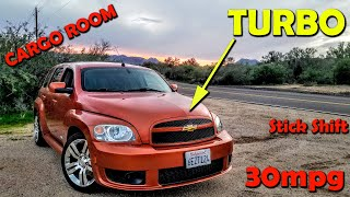 155MPH ECO Utility Sleeper – 2008 Chevy HHR SS FOR SALE Review!