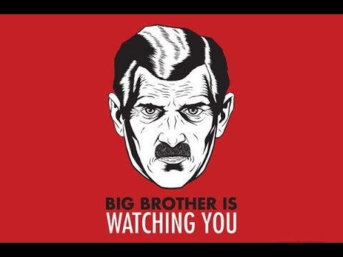 Image result for big brother is watching you image