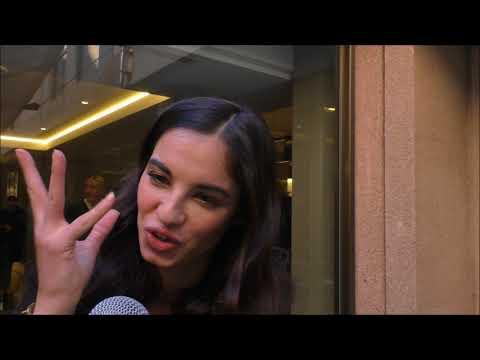 Videointervista a Francesca Chillemi in Natale da chef, su SpettacoloMania.it