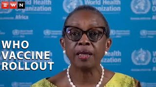 Dr Matshidiso Moeti, director of the WHO Regional Office for Africa, has indicated that South Africa may have to be one of the first African countries to see a vaccine rollout as soon as they are available as it could be one of the hardest hit by the second wave of COVID-19. Dr Moeti was speaking during a virtual bi-monthly media briefing, the first for the organisation for 2021.  #COVID19 #WHO #COVID19Vaccine