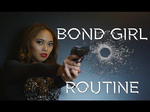 Bond Girl ROUTINE I Movie meets Make Up I #SPECTRE