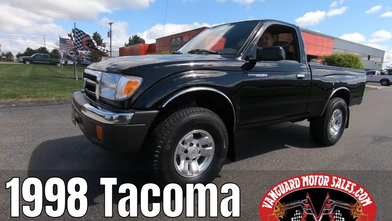 1998 Toyota Tacoma For Sale