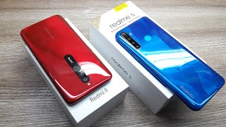 Redmi 8 vs Realme 5 - Which Should You Buy ?