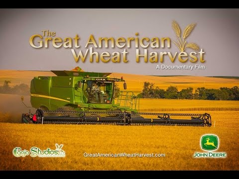 Great American Wheat Harvest Official Trailer - No Date