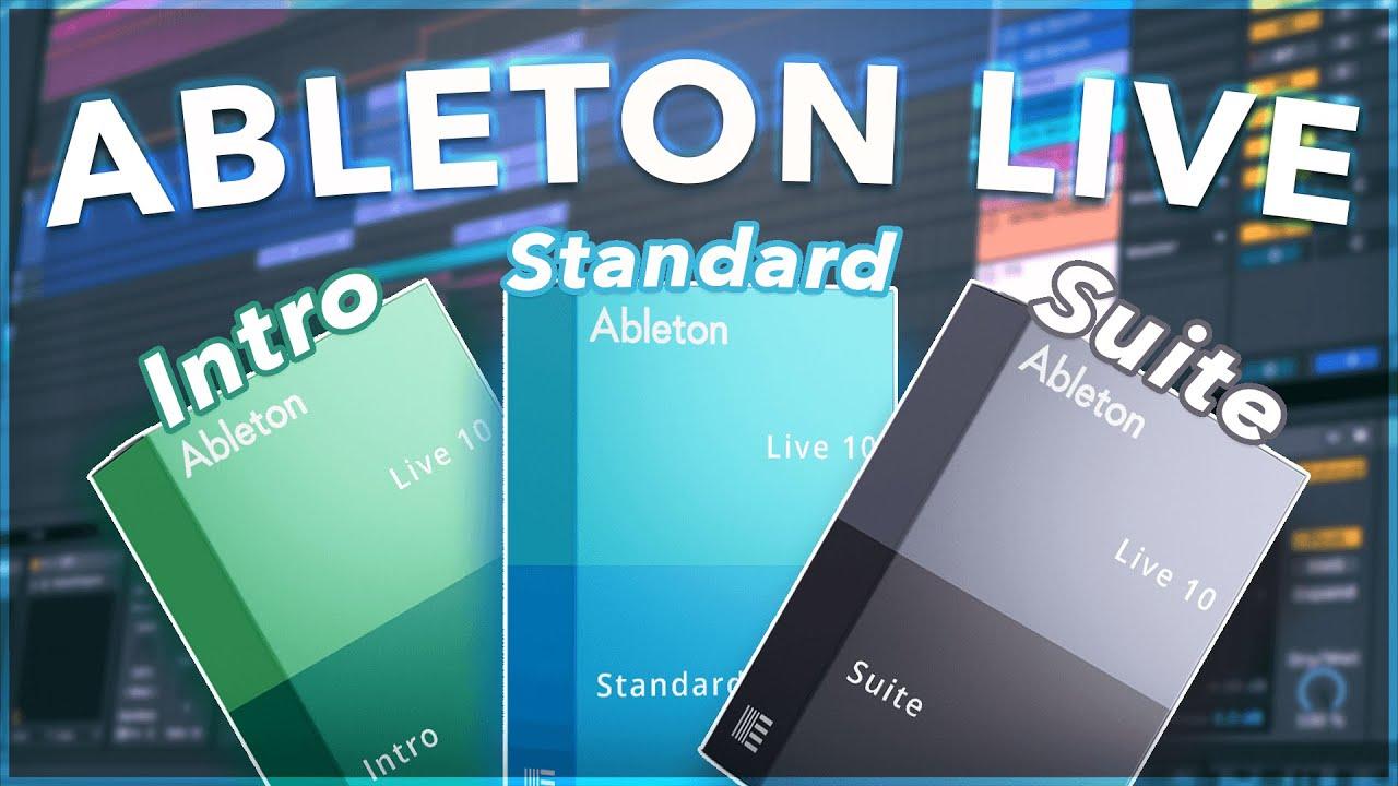 Daw Ableton Live 10