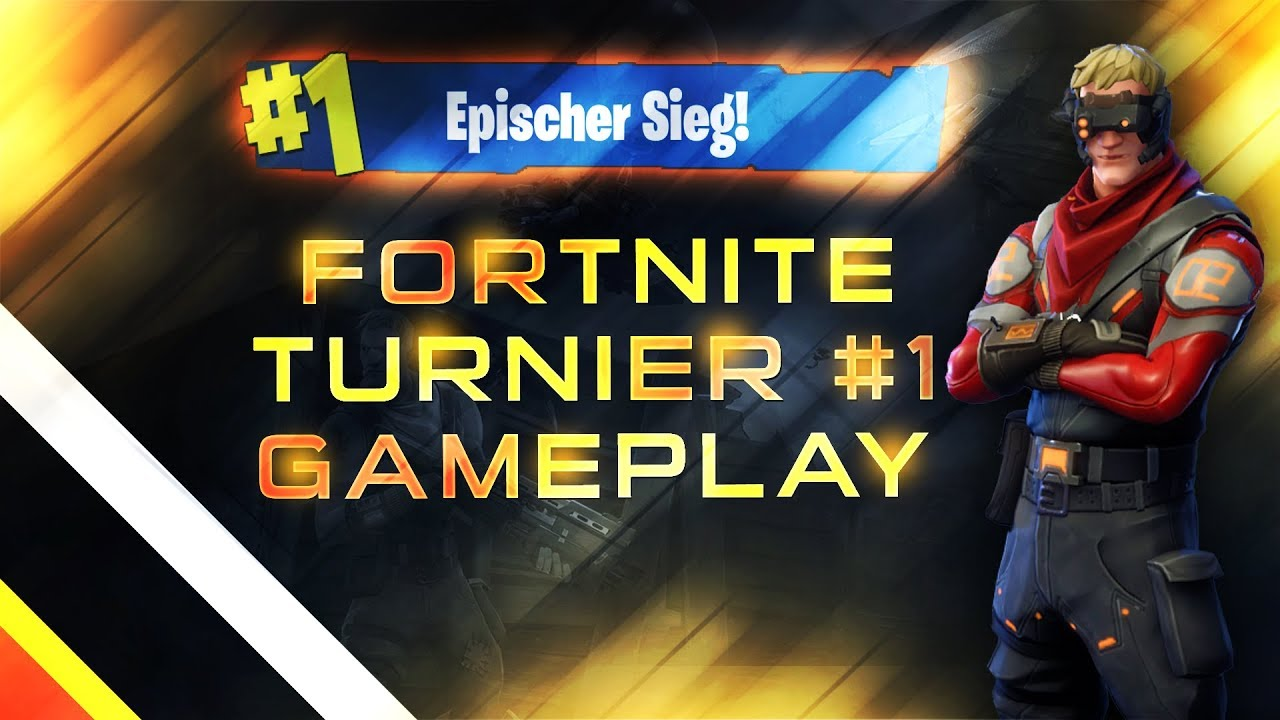 Fortnite Tuniere