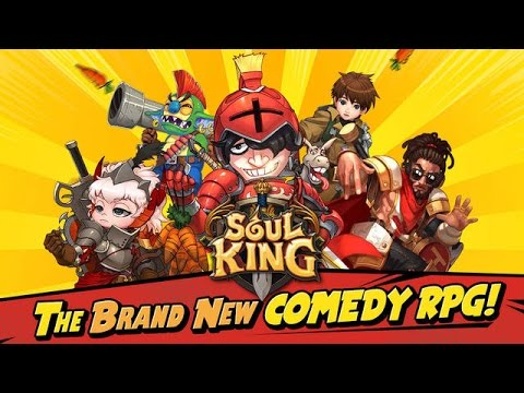 SoulKing (by Netmarble Games Corp.) - iOS / Android - HD LiveStream