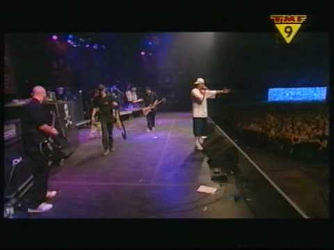 Cypress Hill  Rock Superstar feat Chino Moreno  at Lowlands 2000