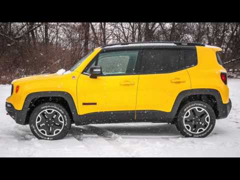 Reviewed 2016 Jeep Renegade Trailhawk: Lives Up To The Name Jeep