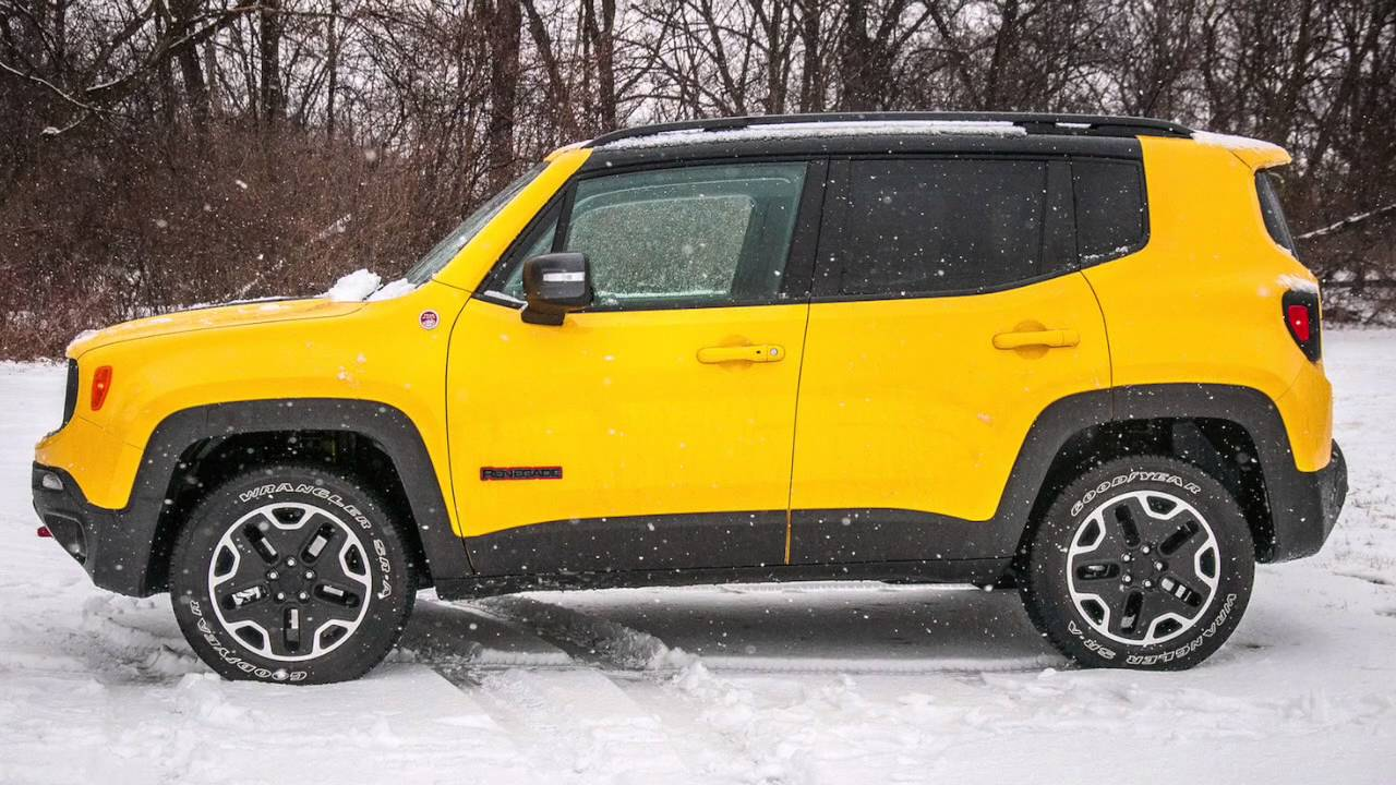 reviewed 2016 jeep renegade trailhawk lives up to the name jeep youtube. Black Bedroom Furniture Sets. Home Design Ideas