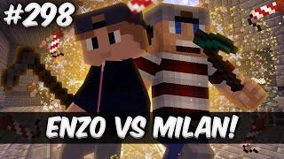 Minecraft Survival #298 - ENZO VS MILAN!