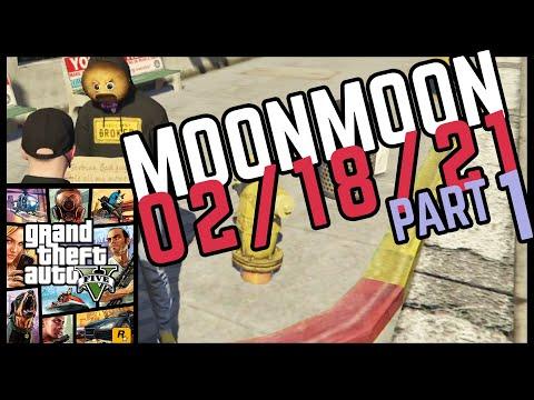 [02-18-21] MOONMOON - Speed. Violence. Big, veiny Hawk.