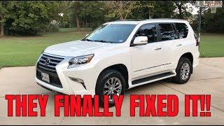 40K Miles on the 2014 Lexus GX460! | UPDATE
