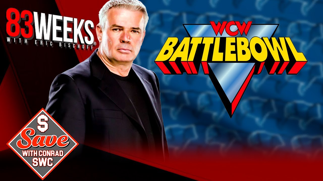 Eric Bischoff shoots on why the BattleBowl concept didn't work
