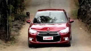 Teste Citroën DS4 - Vrum