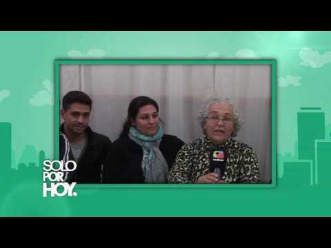 #SOLOPORHOY2017 NELLY CLADERA ESPOSA DE MANOLO