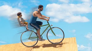 HAPPY WHEELS IN 3D! (Guts and Glory)