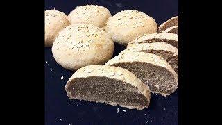 Tam Buğday Unundan Ev Ekmeği Nasıl Yapılır