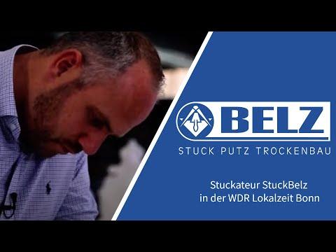 Stuck Belz in der WDR Lokalzeit aus Bonn am 02092016