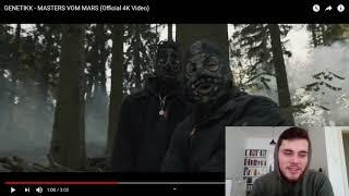 Genetikk- Masters vom Mars Erste Reaktion/Review