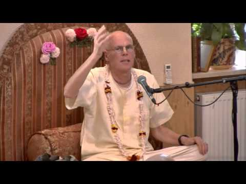 Шримад Бхагаватам 2.1.1 - Рохинисута прабху