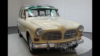 Volvo Amazon Kombi 1968 -VIDEO- www.ERclassics.com