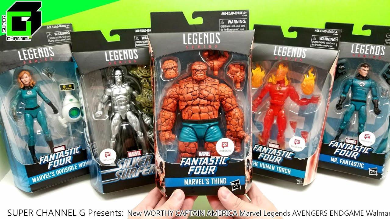 """SUPER SKRULL BAF No Marvel Legends 6/"""" 4 Fantastiques Quatre Mr Fantastique NO BOX *"""
