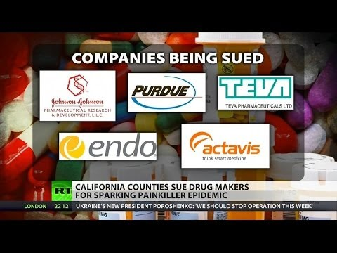 Dual lawsuits take on Big Pharma
