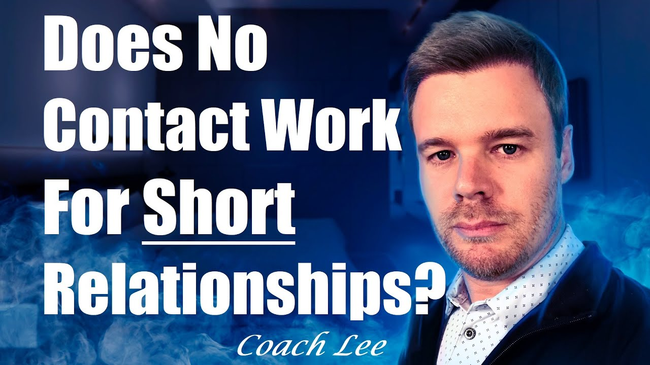 no contact after casual relationship