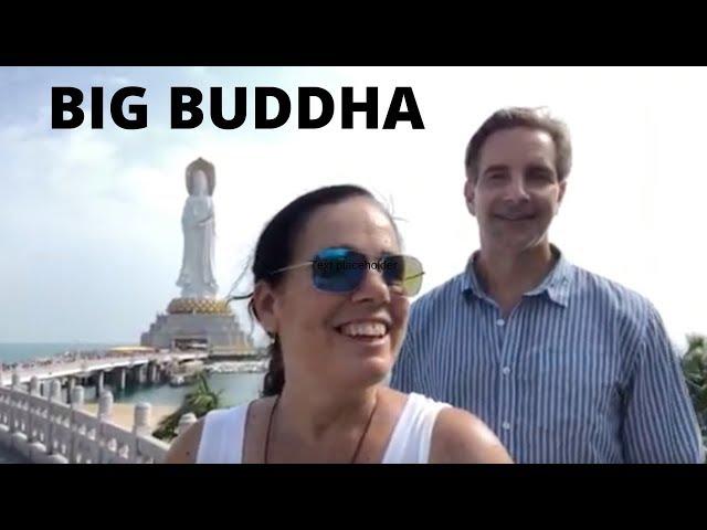 GUANYIN OF NANSHAN - Sanya, Hainan, China - (The Big Buddha)