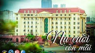 NỤ CƯỜI CÒN MÃI ( Acoustic cover ) - 20th Anniversary Phương Dong University