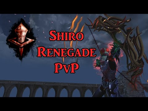 Download Guild Wars 2 Shiro Renegade PvP Commentary