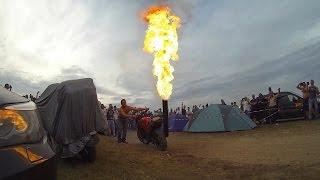 [24h du Mans moto 2014] Camping Aera Spirit !