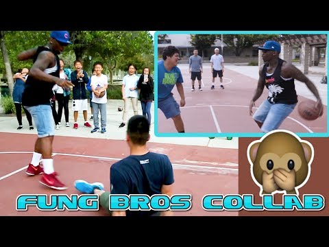 Art of Streetball with the Fung Bros.