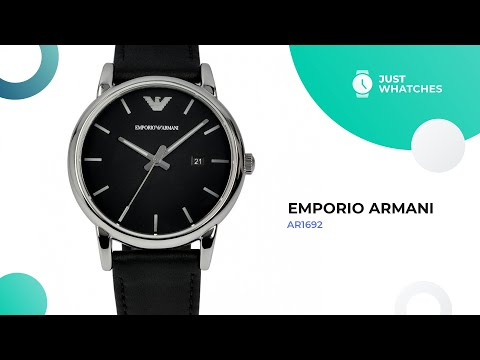 Unique Emporio Armani AR1692 Watches for Men Features, Full Specs, Honest Review 360°