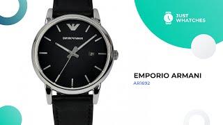 Unique Emporio Armani AR1692 Watches for Men Features, Full Specs, Honest Review 360°