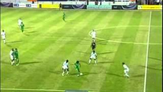 هدف العراق على السعودية لمسه كل اللاعبين