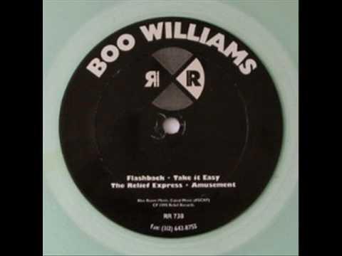 FLASHBACK - BOO WILLIAMS